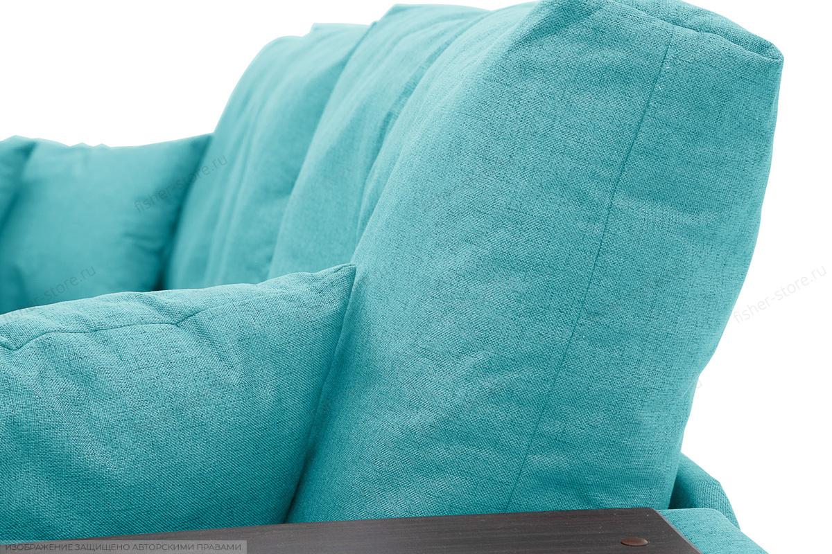 Угловой диван Мартин Dream Azure Текстура ткани