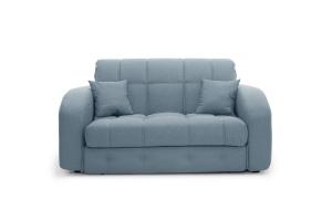 Прямой диван Ява-2 Dream Blue Вид спереди