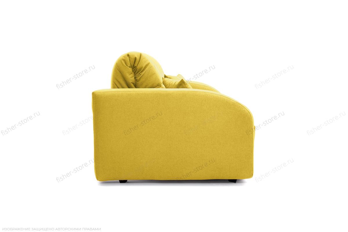 Прямой диван Ява-2 Dream Yellow Вид сбоку