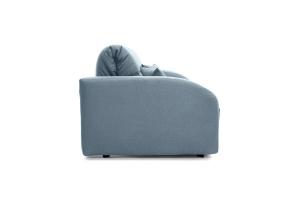 Прямой диван Ява-2 Dream Blue Вид сбоку