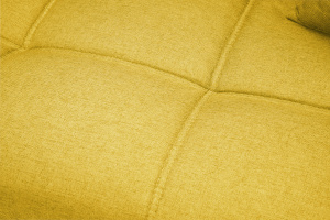 Прямой диван Ява-2 Dream Yellow Текстура ткани