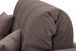 Прямой диван Ява-3 Amigo Chocolate Текстура ткани