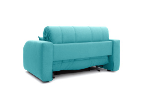 Прямой диван Ява-2 Dream Azure Вид сзади