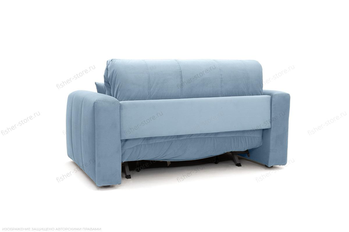 Прямой диван Ява-3 Amigo Blue Вид сзади