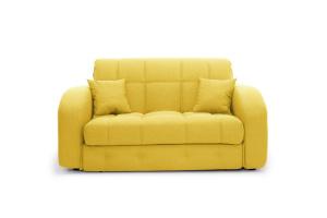 Прямой диван Ява-2 Dream Yellow Вид спереди