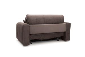 Прямой диван Ява-3 Amigo Chocolate Вид сзади