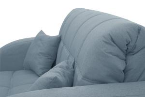 Прямой диван Ява-2 Dream Blue Подушки