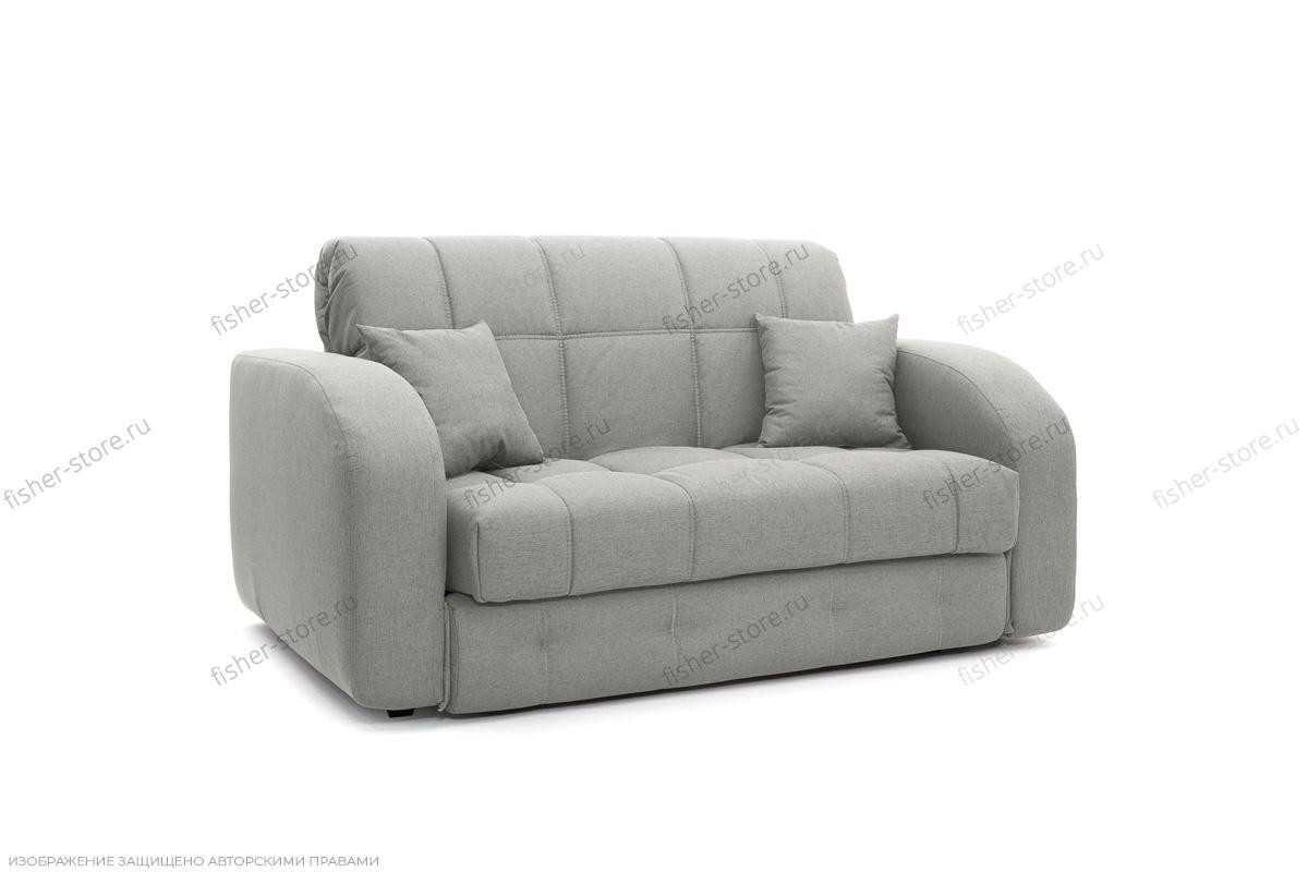 Прямой диван Ява-2 Dream Light Grey Вид по диагонали