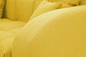 Прямой диван Ява-2 Dream Yellow Подлокотник