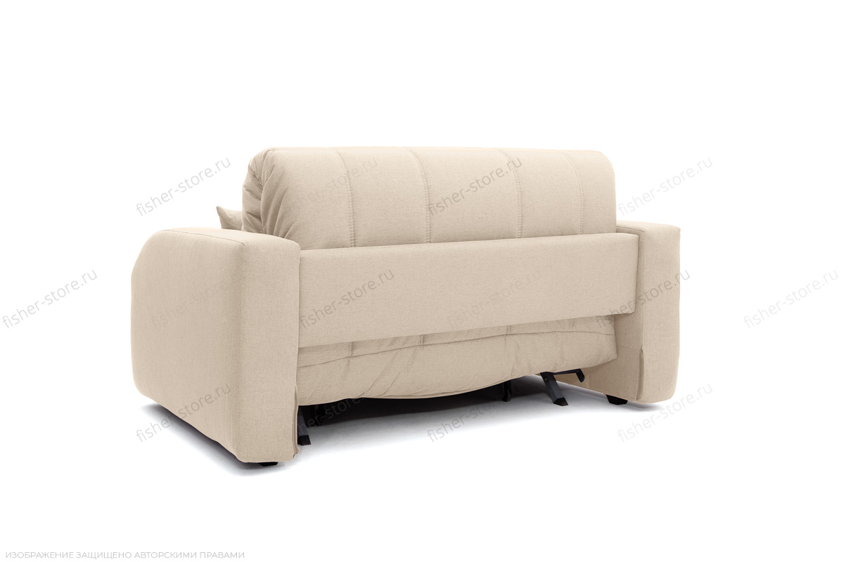 Прямой диван Ява-2 Dream Beight Вид сзади