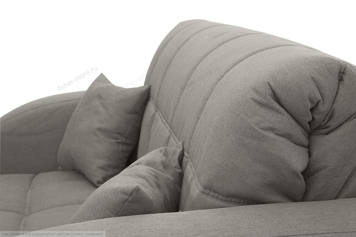 Прямой диван Ява-2 Dream Grey Подушки