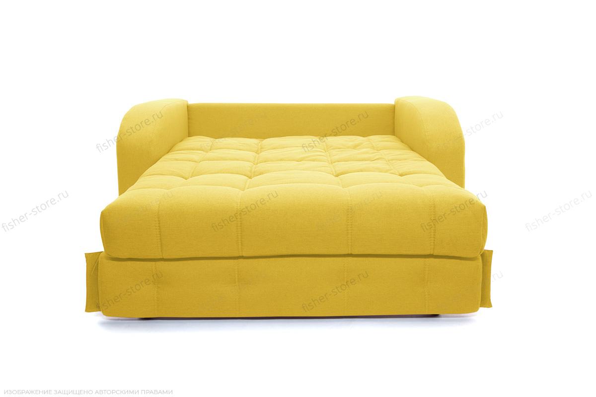 Прямой диван Ява-2 Dream Yellow Спальное место
