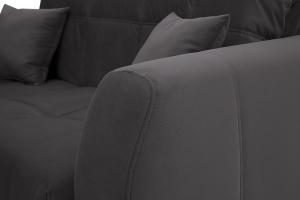 Прямой диван Ява-3 Amigo Grafit Подлокотник