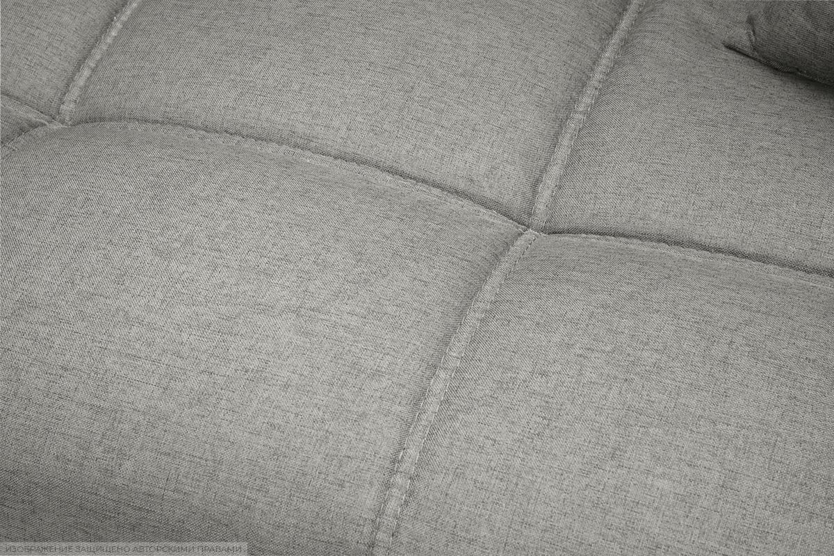 Прямой диван Ява-2 Dream Light Grey Текстура ткани