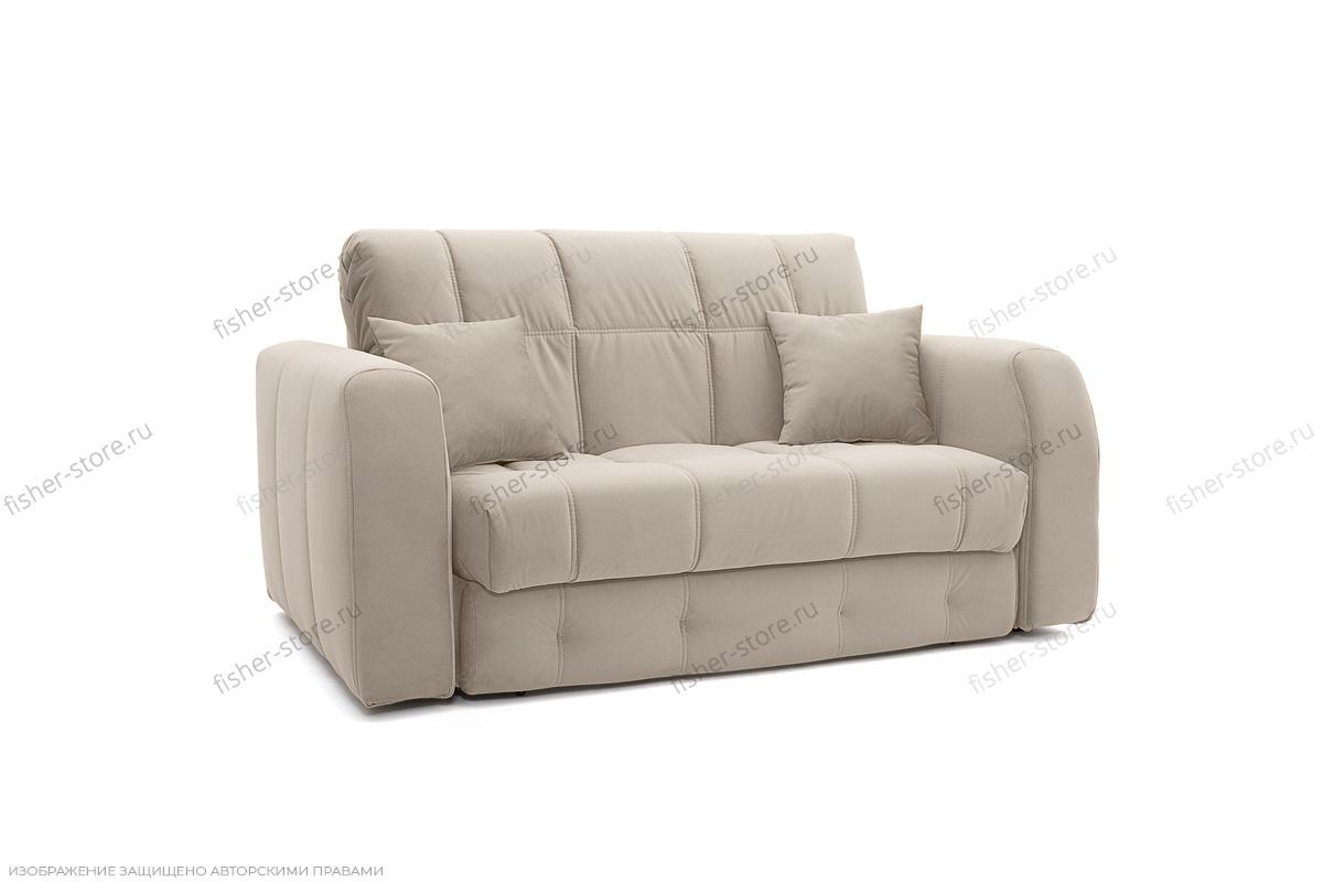 Прямой диван Ява-3 Amigo Cream Вид по диагонали