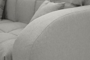 Прямой диван Ява-2 Dream Light Grey Подлокотник