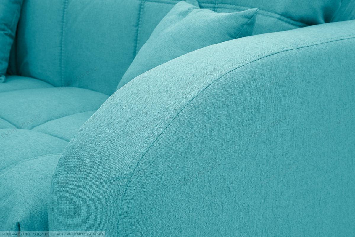 Прямой диван Ява-2 Dream Azure Подлокотник