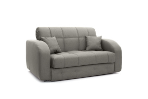 Прямой диван Ява-2 Dream Grey Вид по диагонали