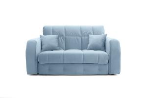 Прямой диван Ява-3 Amigo Blue Вид спереди
