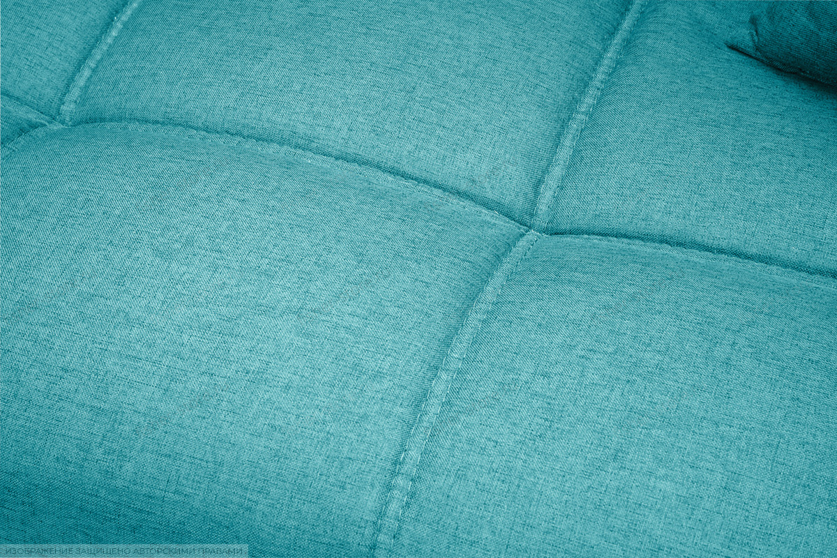 Прямой диван Ява-2 Dream Azure Текстура ткани