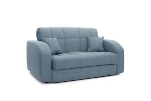 Прямой диван Ява-2 Dream Blue Вид по диагонали