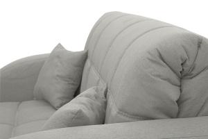 Прямой диван Ява-2 Dream Light Grey Подушки