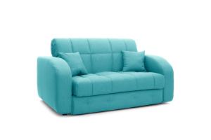 Прямой диван Ява-2 Dream Azure Вид по диагонали
