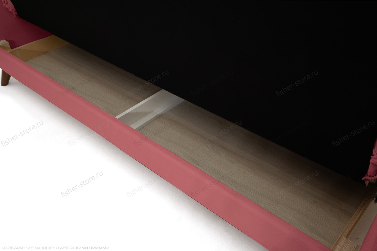 Прямой диван Милано Amigo Berry Ящик для белья