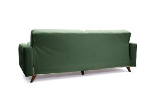 Прямой диван Милано Amigo Green Вид сзади