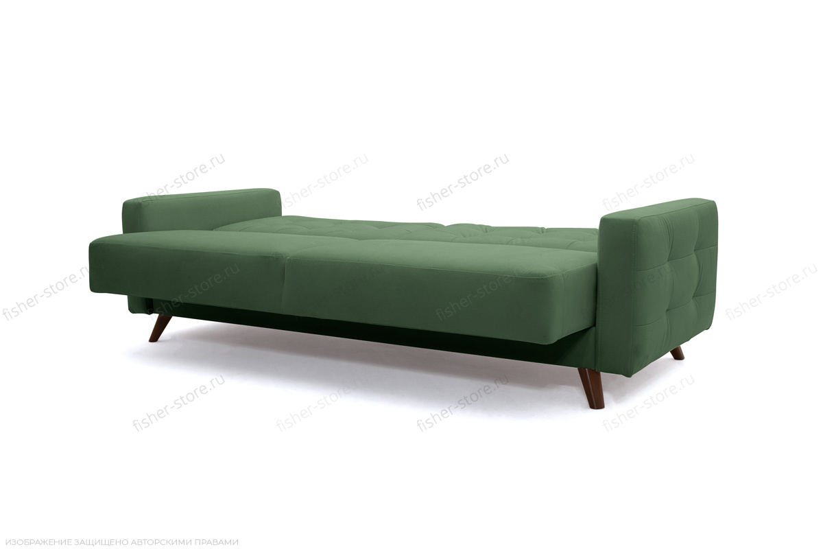 Прямой диван Милано Amigo Green Спальное место