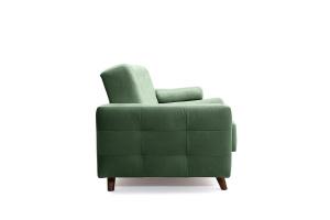 Прямой диван Милано Amigo Green Вид сбоку