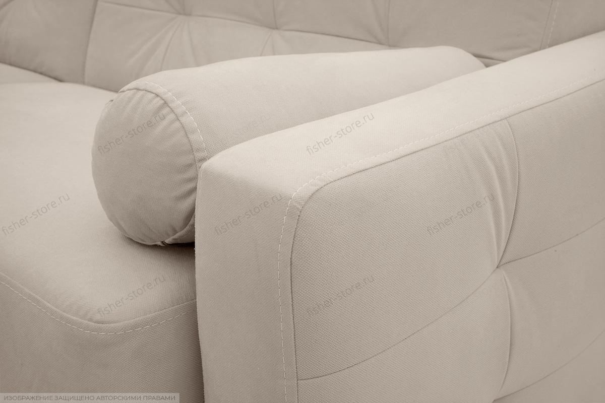 Прямой диван Милано Amigo Cream Подлокотник
