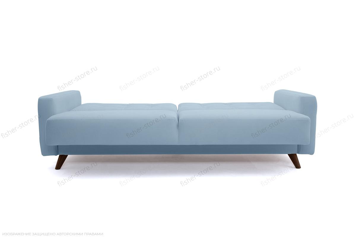 Прямой диван Милано Amigo Blue Спальное место