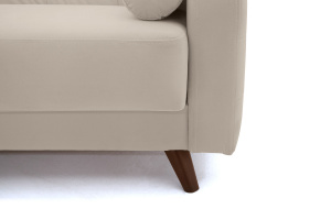 Прямой диван Милано Amigo Cream Ножки
