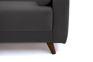 Прямой диван Милано Amigo Grafit Ножки