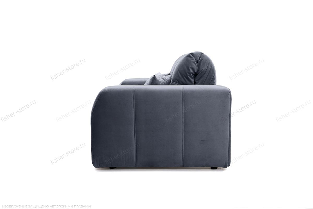 Прямой диван Ява-3 Amigo Navy Вид сбоку