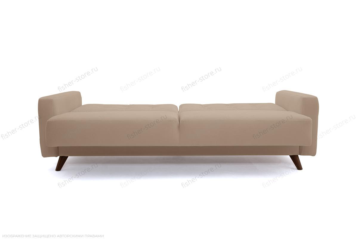 Прямой диван Милано Amigo Latte Спальное место
