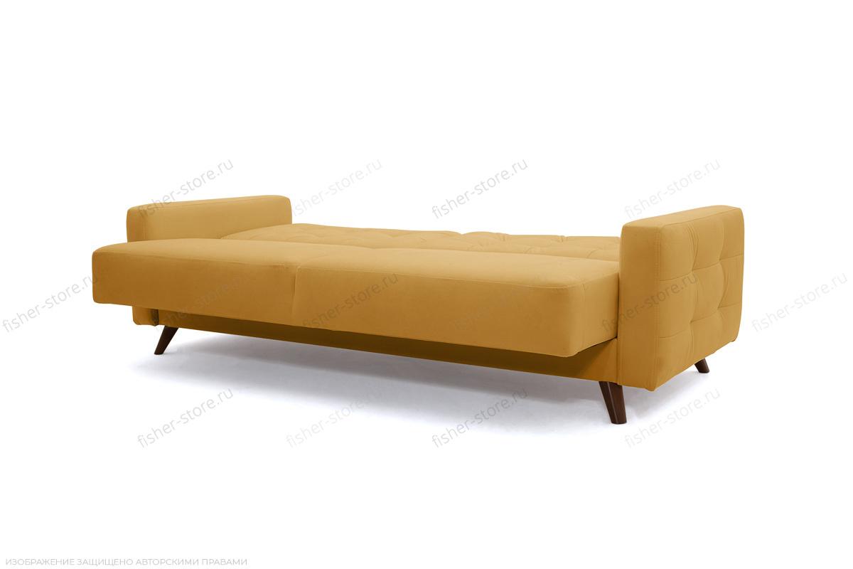 Прямой диван Милано Amigo Yellow Спальное место