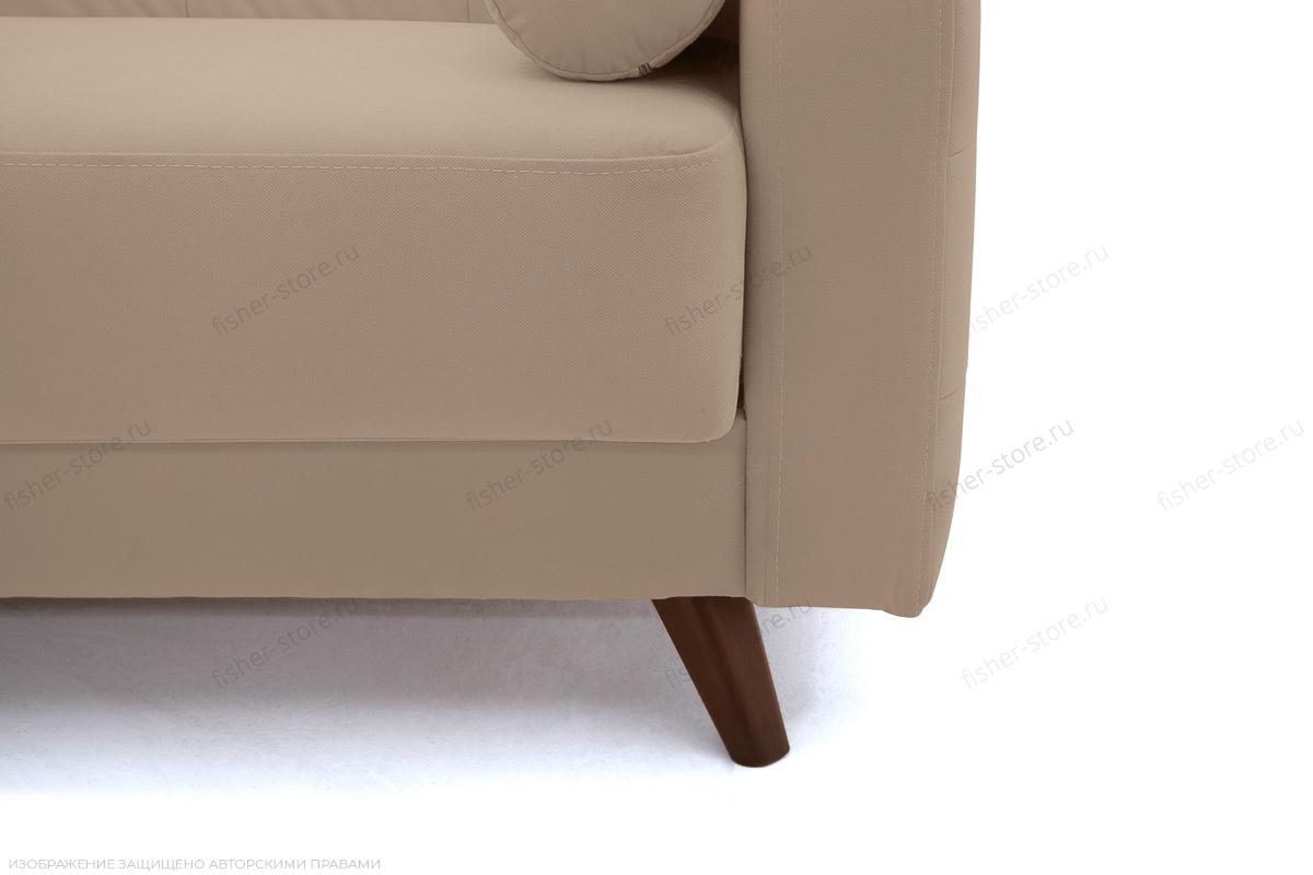 Прямой диван Милано Amigo Latte Ножки