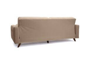 Прямой диван Милано Amigo Latte Вид сзади