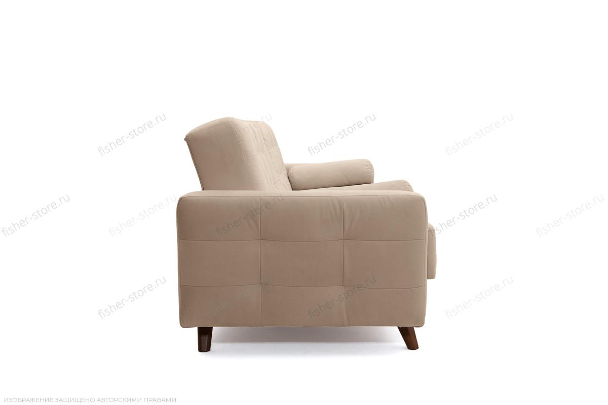 Прямой диван Милано Amigo Latte Вид сбоку