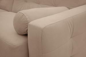Прямой диван Милано Amigo Latte Подлокотник