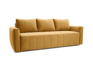 Двуспальный диван Мадлен Amigo Yellow Вид по диагонали