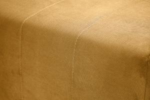 Двуспальный диван Мадлен Amigo Yellow Текстура ткани