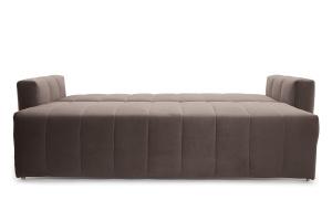 Прямой диван Мадлен Amigo Chocolate Спальное место