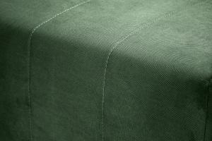 Прямой диван еврокнижка Мадлен Amigo Green Текстура ткани