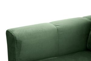 Прямой диван еврокнижка Мадлен Amigo Green Подлокотник