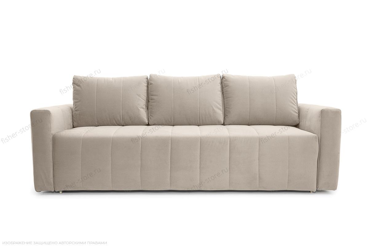 Прямой диван Мадлен Amigo Cream Вид спереди