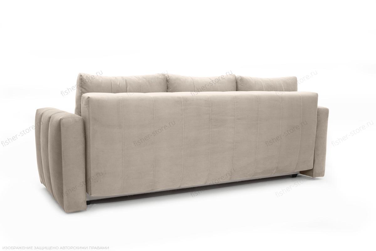 Прямой диван Мадлен Amigo Cream Вид сзади