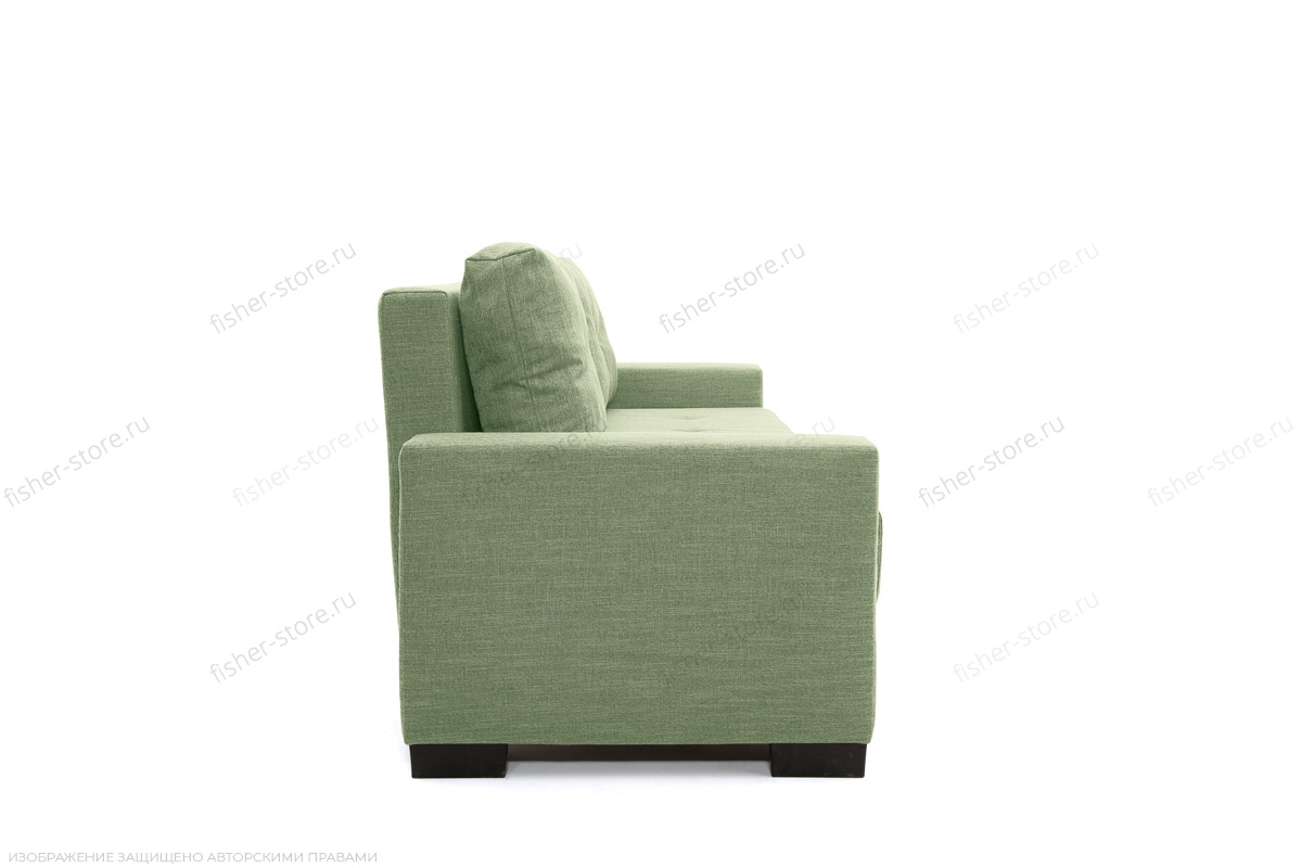 Прямой диван Комфорт Dream Green Вид сбоку